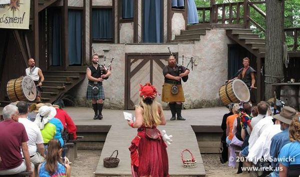 Tartanic--Performance