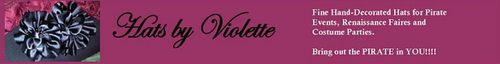 Hats by Violette--Logo