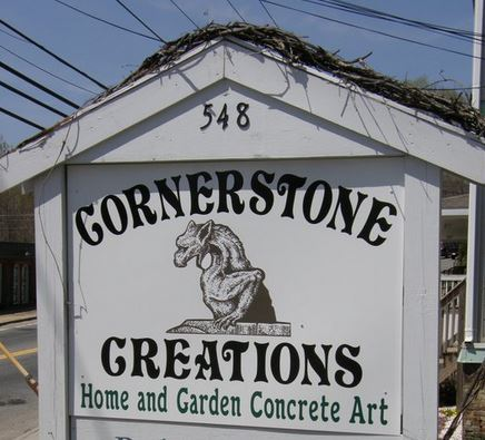 Cornerstone Creations--Sign