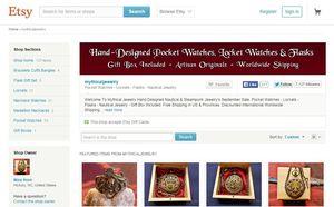 Etsy store mythicaljewelery