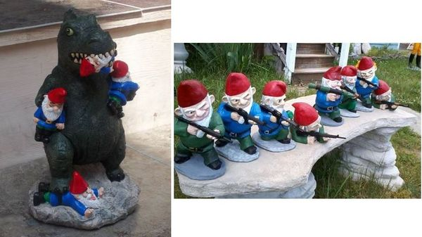 Cornerstone Creations--Gnomes