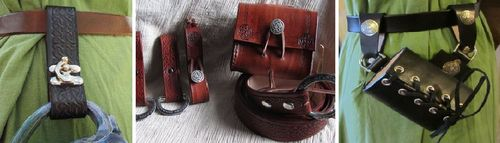 Earthly Designs Leather--Trio2