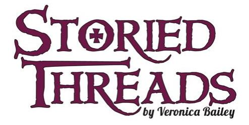 Storied threads logo