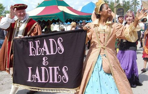 Beads and Ladies--Logo