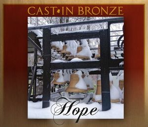 Cast in bronze album hope